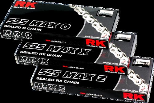 RK MAX O, O-ring Chain. 525 Natural color