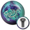 Motiv Freestyle Rush Bowling Ball with core design
