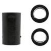 Vise Lady Oval & Power Oval Inserts - Black