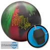 DV8 Pitbull Bark Bowling Ball and core