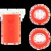Vise Oval & Power Oval Insert - Orange