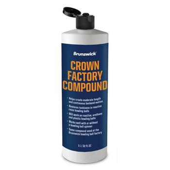 Brunswick Crown Factory Compound - 32 oz