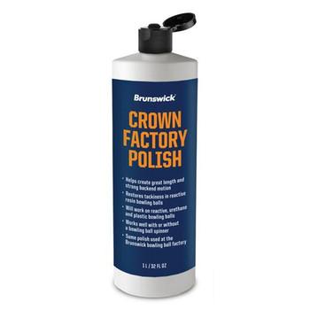 Brunswick Crown Factory Polish - 32 oz