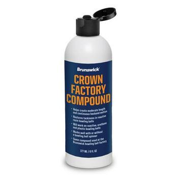 Brunswick Crown Factory Compound - 6 oz