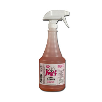 Knock-Out Bowling Ball Cleaner - 32 oz.