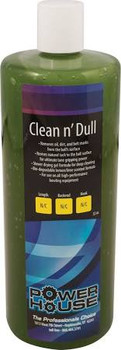 PowerHouse Clean n Dull bowling ball cleaner
