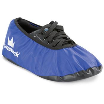 Brunswick Bowling Shoe Shield - Blue