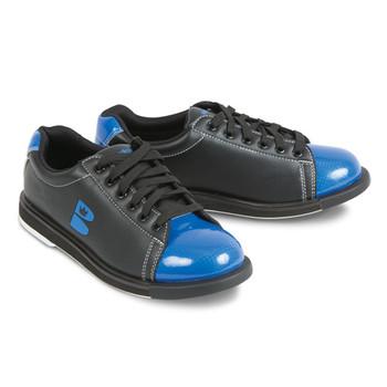 Brunswick TZone Unisex Bowling Shoes Black/Royal