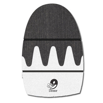 Dexter THE 9 Replacement Sole - Sawtooth (S9) for bowling shoes