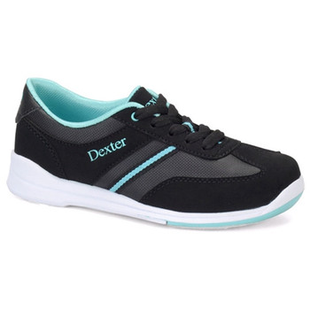 Dexter Dani Womens Bowling Shoes Black/Turquoise