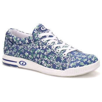 Dexter Katie Womens Bowling Shoes Blue Floral