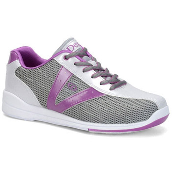 Dexter Vicky Womens Bowling Shoes Silver/Grey/Purple