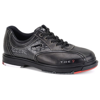 Dexter THE 9 Mens Bowling Shoes - Black/Croc - WIDE