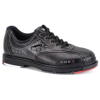 Dexter THE 9 Mens Bowling Shoes Black/Croc WIDE