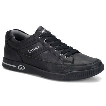 Dexter Keegan Plus Mens Bowling Shoes - Black - Left Handed