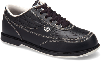 Dexter Turbo II Mens Bowling Shoes Black WIDE