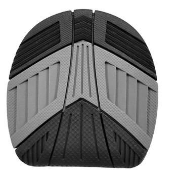 KR Strikeforce Replacement Heel - Graduated Rubber (H5)
