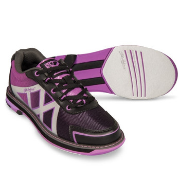 KR Strikeforce Kross Womens Bowling Shoes Black/Purple