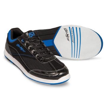 KR Strikeforce Titan Mens Bowling Shoes - Black/Royal