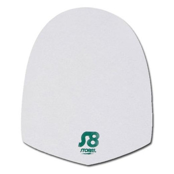 Storm Replacement Sole - S8 White Microfiber - PD818