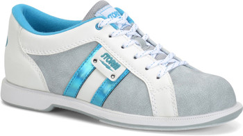 Storm Strato Womens Bowling Shoes - Grey/White/Teal