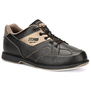 Storm Taren Mens Bowling Shoes Black/Bronze Right Handed
