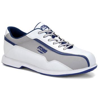 Storm Volkan Mens Bowling Shoes - White/Grey/Blue