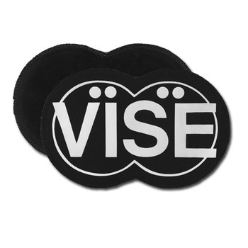 Vise Black Shammy Pad