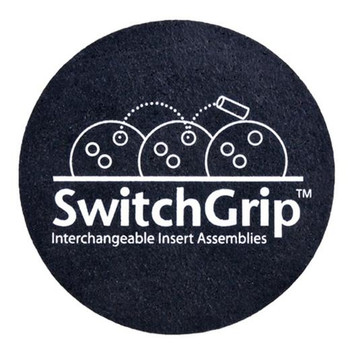 Turbo Switch Grip Inner Thumb Slug Drilled