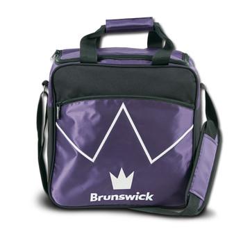 Brunswick Blitz Single Tote - Purple