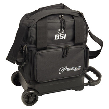 BSI Prestige Single Ball Roller Black