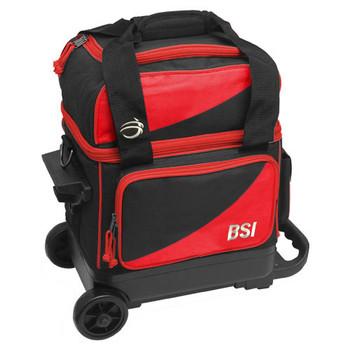 BSI Prestige Single Ball Roller Red/Black