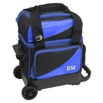 BSI Prestige Single Ball Roller Blue/Black