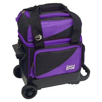 BSI Prestige Single Ball Roller Purple/Black