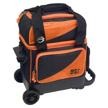 BSI Prestige Single Ball Roller Orange/Black