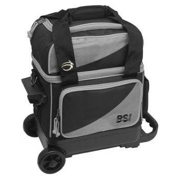 BSI Prestige Single Ball Roller Grey/Black