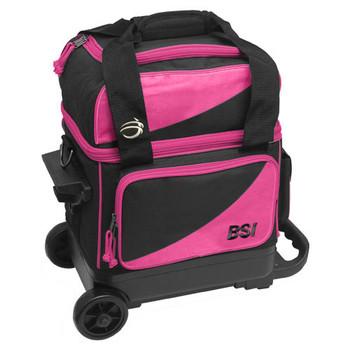 BSI Prestige Single Ball Roller Pink/Black