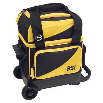 BSI Prestige Single Ball Roller Yellow/Black