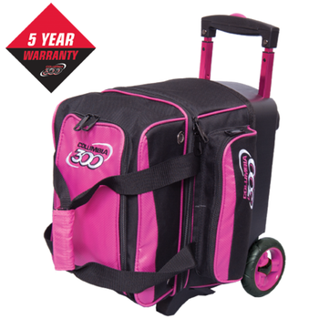 Columbia Icon 1 Ball Roller - Pink - Bowling Bag
