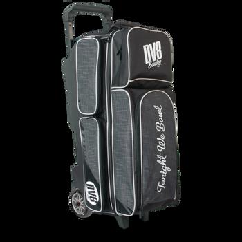 DV8 Circuit Triple Roller - Grey - Bowling Bag