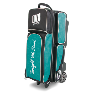 DV8 Circuit Triple Roller Teal
