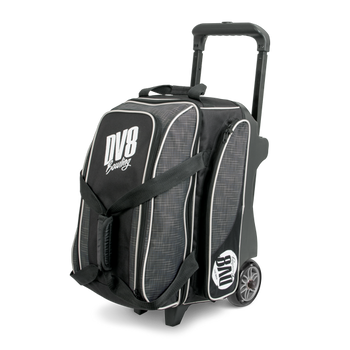 DV8 Circuit Double Roller - Grey - Bowling Bag
