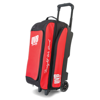 DV8 Freestyle Triple Roller Red