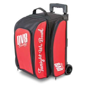 DV8 Freestyle Double Roller - Red - Bowling Bag
