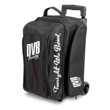 DV8 Freestyle Double Roller - Black - Bowling Bag