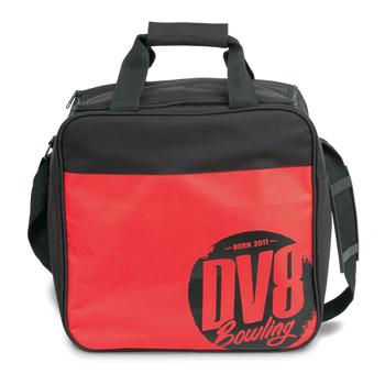 DV8 Freestyle Single Tote - Red - Bowling Bag