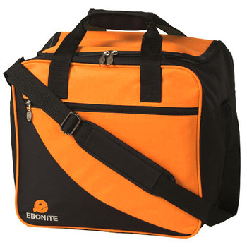 Ebonite Basic 1 Ball Bag Orange