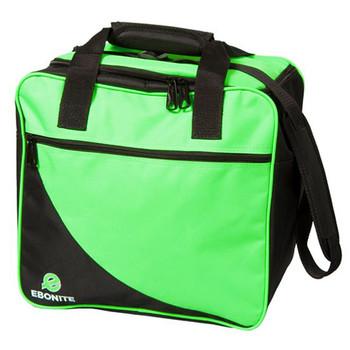 Ebonite Basic 1 Ball Bag Lime