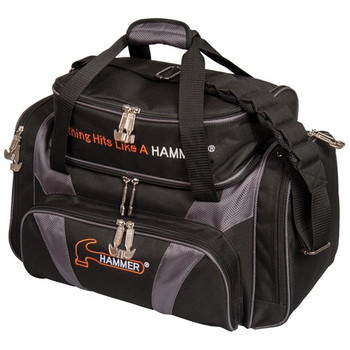 Hammer 2 Ball Tote Deluxe Black/Carbon