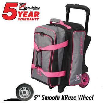 KR Strikeforce Krush 2 Ball Roller Stone/Pink